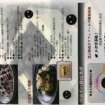 VOL.5728黒豆クリアファイル