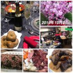 VOL.5884 ワイン&お花女子会